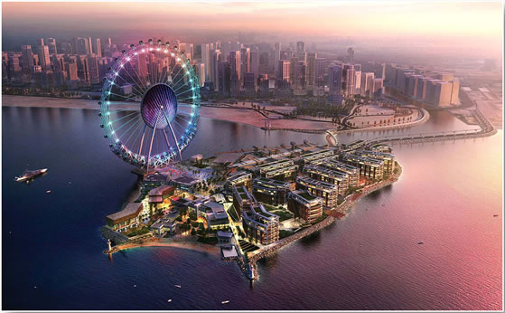 Dubai wheel